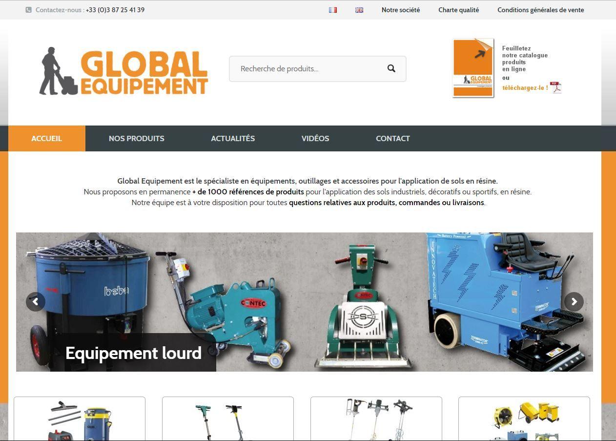 Global équipement